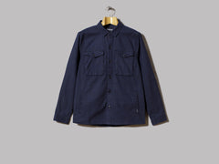Barbour Thermo Overshirt (Navy)