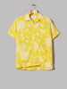Corridor Summer Shirt (Yellow Floral)