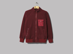 Battenwear Warm-Up Fleece (Bordeaux)