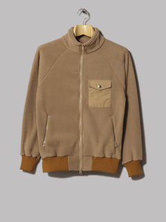 Battenwear Warm-Up Fleece (Cappuccino)