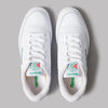 Reebok Club C 85 (White / White / Glen Green)