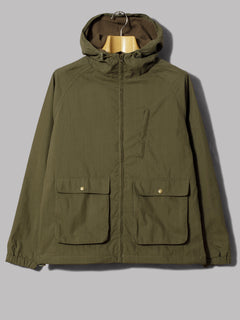 Barbour Cord Overshirt (Olive)
