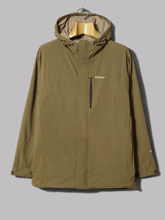 Norse Projects Marstrand Packable Anorak (Utility Khaki)