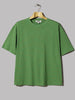 Y.M.C. Short Sleeved Triple Tee (Green / Brown)
