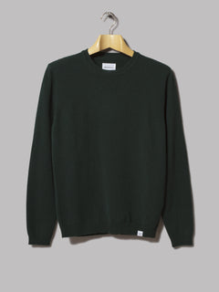 Norse Projects Willum Dry Nylon (Beech Green)