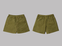 Barbour Cove Twill Short (Antique Olive)