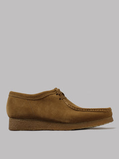 Clarks Originals Wallabee (Mint Chalky Suede)