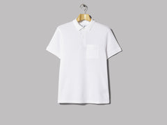 Barbour Belhaven Polo (White)
