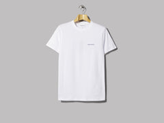 Norse Projects Niels Norse Projects Logo T-Shirt (White)