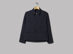 Norse Projects Skive Travel Jacket (Dark Navy)