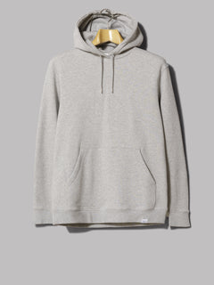 Norse Projects Vagn Classic Hoody (Light Grey)