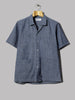 Universal Works Summer Overshirt (Chambray Indigo)