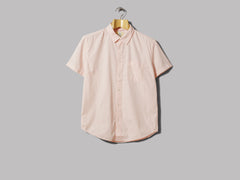 Sunshine Blues Short Sleeve Shirt (Lotus Pink)