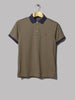 Polo Ralph Lauren Pima Polo Short Sleeve Knit (Navy Autumn Foullard)