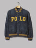 Polo Ralph Lauren Denim Baseball Jacket (Jaret)