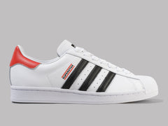 adidas Superstar 50 RUN DMC (White / Red / Black)