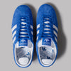 adidas Gazelle Vintage (Blue / Footwear White / Gold)