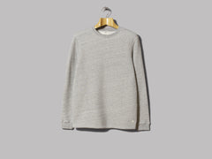 Folk Everyday Sweat (Blue Melange)