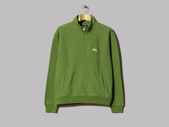 Stüssy Stock Logo Mock (Green)