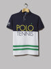Polo Ralph Lauren Wimbledon Tennis Polo (French Navy Multi)