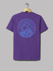 Hikerdelic Core Logo T-Shirt (Purple)