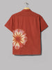 Story MFG Shore Shirt (Ruby Flower Camp)