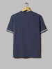 Stone Island Garment Dyed The Sterllina T-Shirt (Avio)