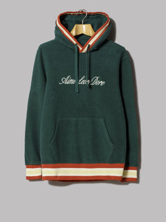 Woolrich Sheep Logo Knit Sweatshirt (Ripe Green)