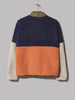 Penfield Medford Colourblock Fleece (Outdoor Orange)