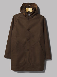 Arpenteur Mevi Jacket (Brown Melton)