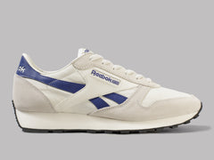 Reebok CL Leather AZ (Chalk / Deep Cobalt / Black)