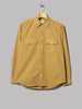 Norse Projects Villads Light Twill Shirt (Montpellier Yellow)