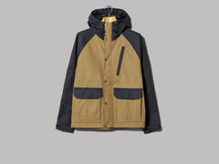 The North Face British Millerain Sierra Jacket (British Khaki / Urban Navy)