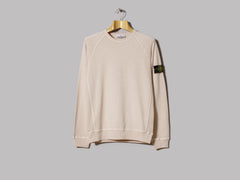 Stone Island Garment Dyed Old Effect Crew Neck (Rosa Antico)