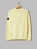 Stone Island Garment Dyed Old Effect Crew Neck (Limone)