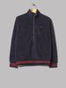 Polo Ralph Lauren Vintage Sherpa Long Sleeve Knit (Cruise Navy)