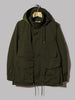 A Kind Of Guise Busua Jacket (Dark Green)