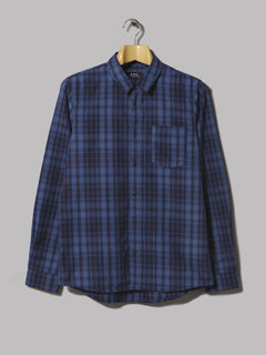 A.P.C. Mac Ville (Dark Navy)
