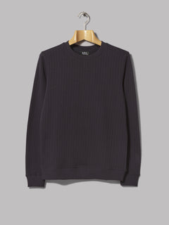 A.P.C. Sweat Joseph (Dark Navy)