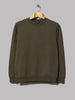 A.P.C. Sweat Shoulders (Kaki Miltaire)