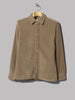 A Kind Of Guise Dullu Overshirt (Brown Sugar)