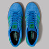 adidas Gazelle Indoor (Blue / Green / Gum)