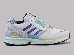 adidas ZX 8000 (Ftwr White / Purple)