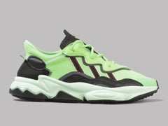 adidas Ozweego (Solar Green / Core Black / Glow Green)