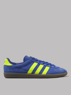 adidas Bern (Dark Blue / Semi Flash Lime / Bluebird)