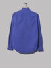 Adsum Italian Moleskin Workshirt (Electric Perriwinkle)