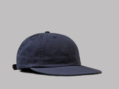 Adsum Overdyed Core Logo Hat (Dark Navy)
