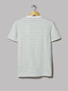 Albam Nara Stripe T-Shirt (White)