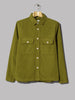 Albam GD Cord Shirt (Fir)