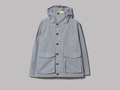 Albam GD Military Hooded Parka (Steel Blue)
